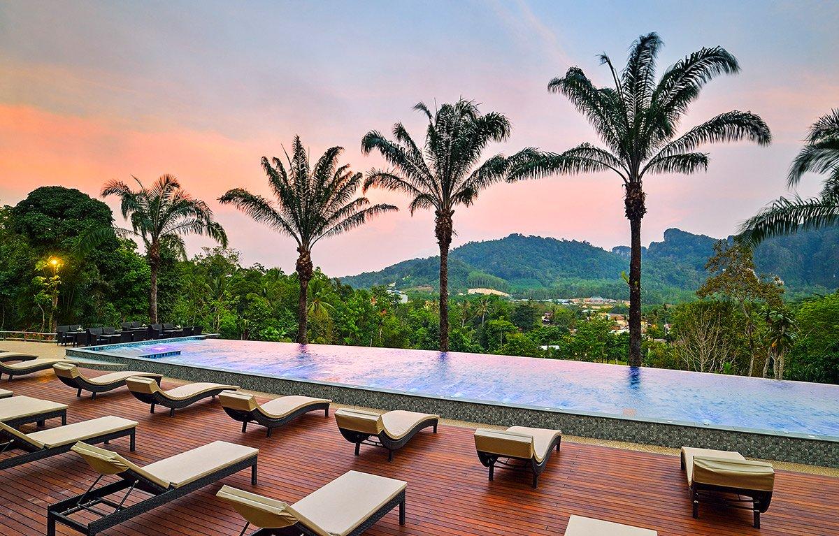 Aonang Fiore Resort & Spa Halal Hotel  อ่าวนาง ฟีโอเร่ รีสอร์ท Aonang Fiore Resort Krabi DSC 2554