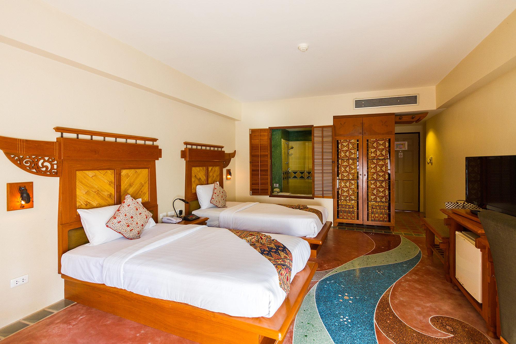 อ่าวนางปริ้นซ์วิลล รีสอร์ทแอนด์สปา  อ่าวนาง ปริ๊นซ์วิลล์ รีสอร์ท แอนด์ สปา Aonang Princeville Resort IMG 0237