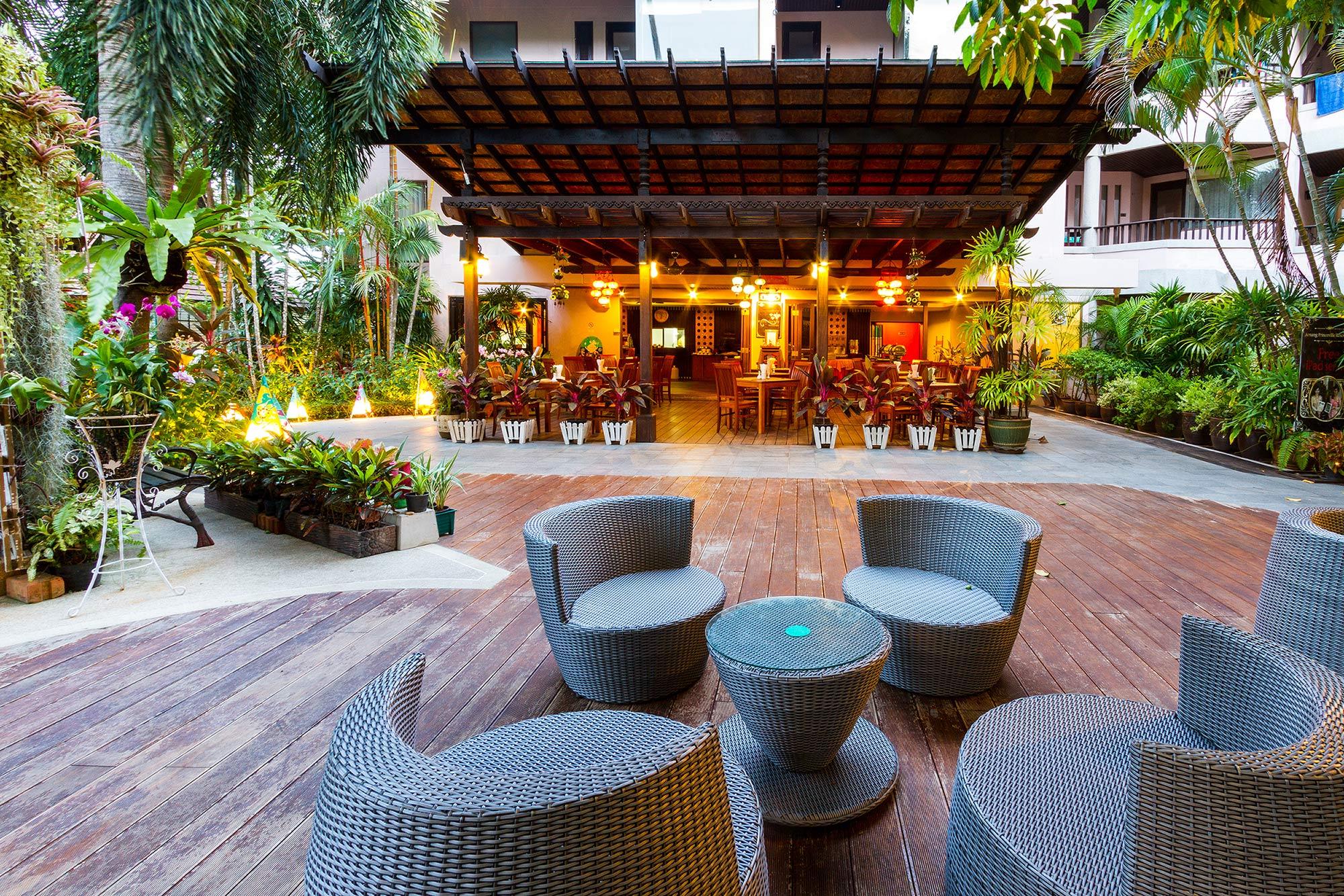 อ่าวนางปริ้นซ์วิลล รีสอร์ทแอนด์สปา  อ่าวนาง ปริ๊นซ์วิลล์ รีสอร์ท แอนด์ สปา Aonang Princeville Resort IMG 0296
