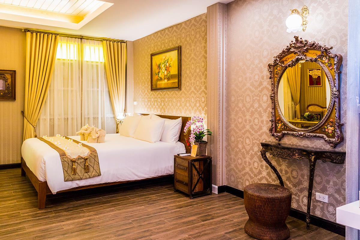 Chuchaiburi Sri Amphawa Hotel  ชูชัยบุรี ศรีอัมพวา Chuchaiburi Sri Amphawa Hotel IMG 4610