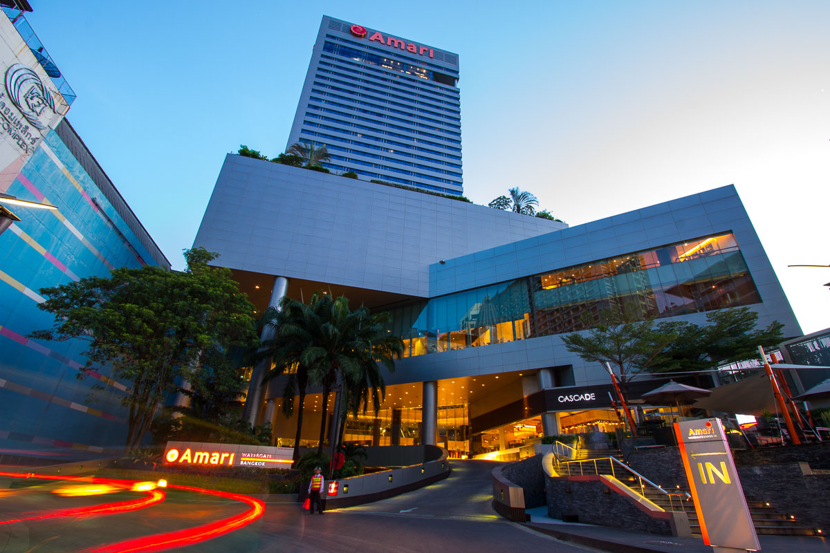อมารี วอเตอร์เกท ประตูน้ำ AMARI WATERGATE HOTEL BANGKOK  อมารี วอเตอร์เกท ประตูน้ำ Amari Watergate Hotel Bangkok IMG 8109