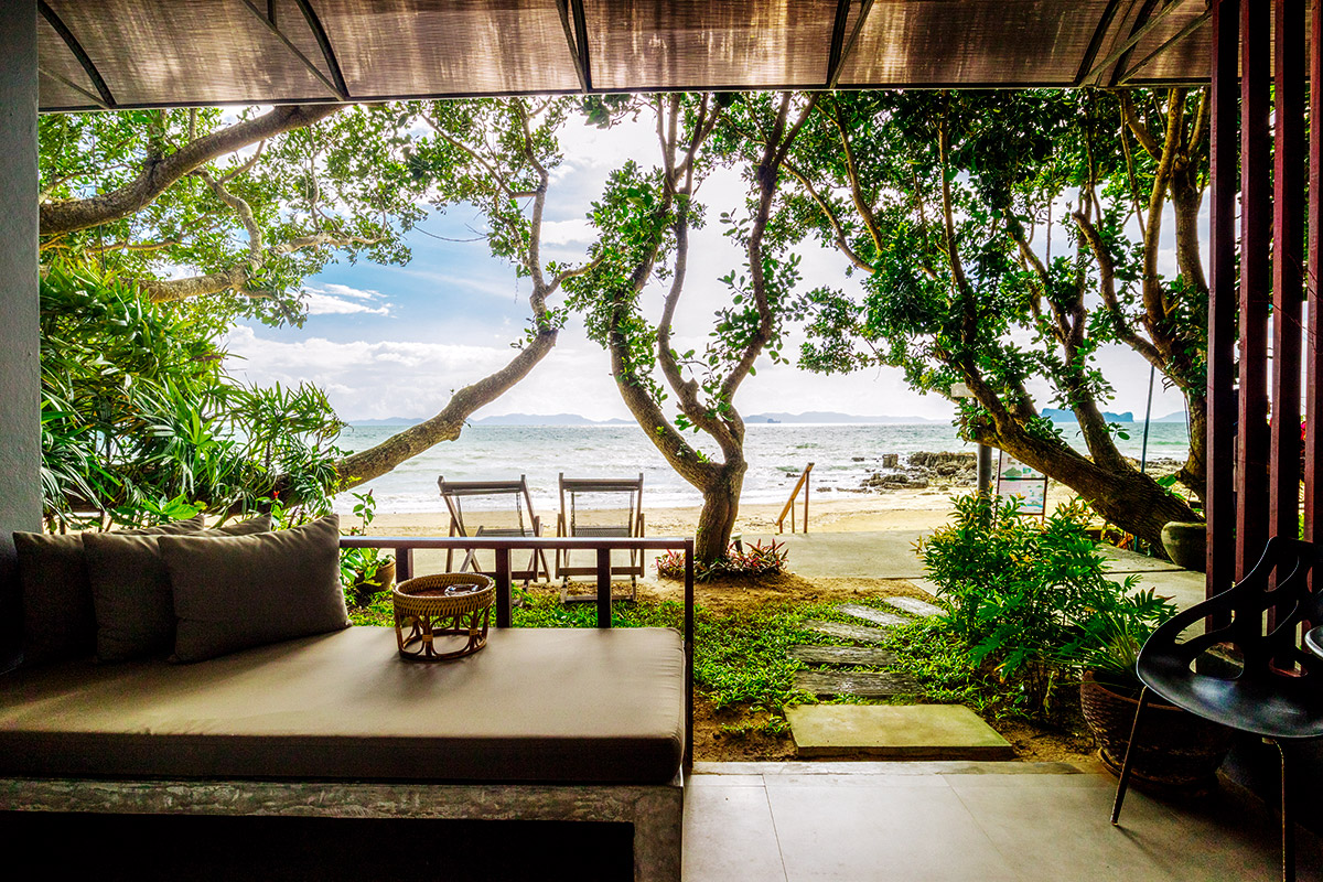 บลิส รีสอร์ท Bliss Resort Krabi  บลิส รีสอร์ท Bliss Resort Krabi รีสอร์ทงามบนหาดคลองม่วง IMG 8265
