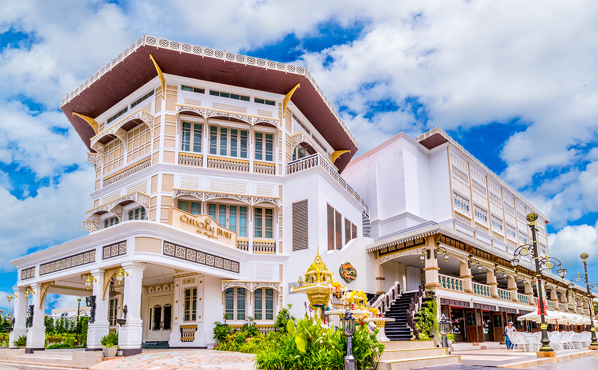 ชูชัยบุรี ศรีอัมพวา Chuchaiburi Sri Amphawa Hotel  ชูชัยบุรี ศรีอัมพวา Chuchaiburi Sri Amphawa Hotel IMG 9086