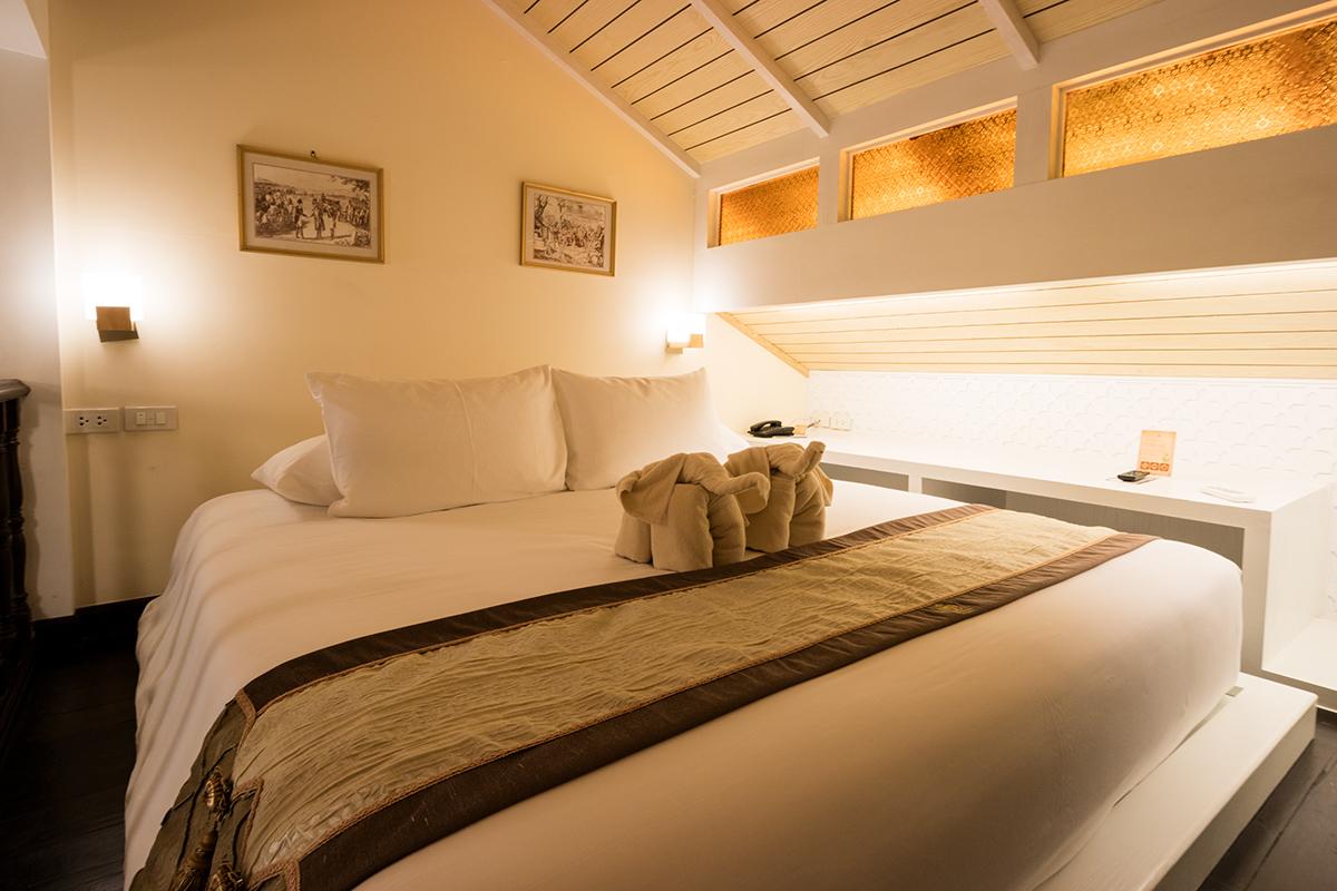 ชูชัยบุรี ศรีอัมพวา  ชูชัยบุรี ศรีอัมพวา Chuchaiburi Sri Amphawa Hotel IMG 9110
