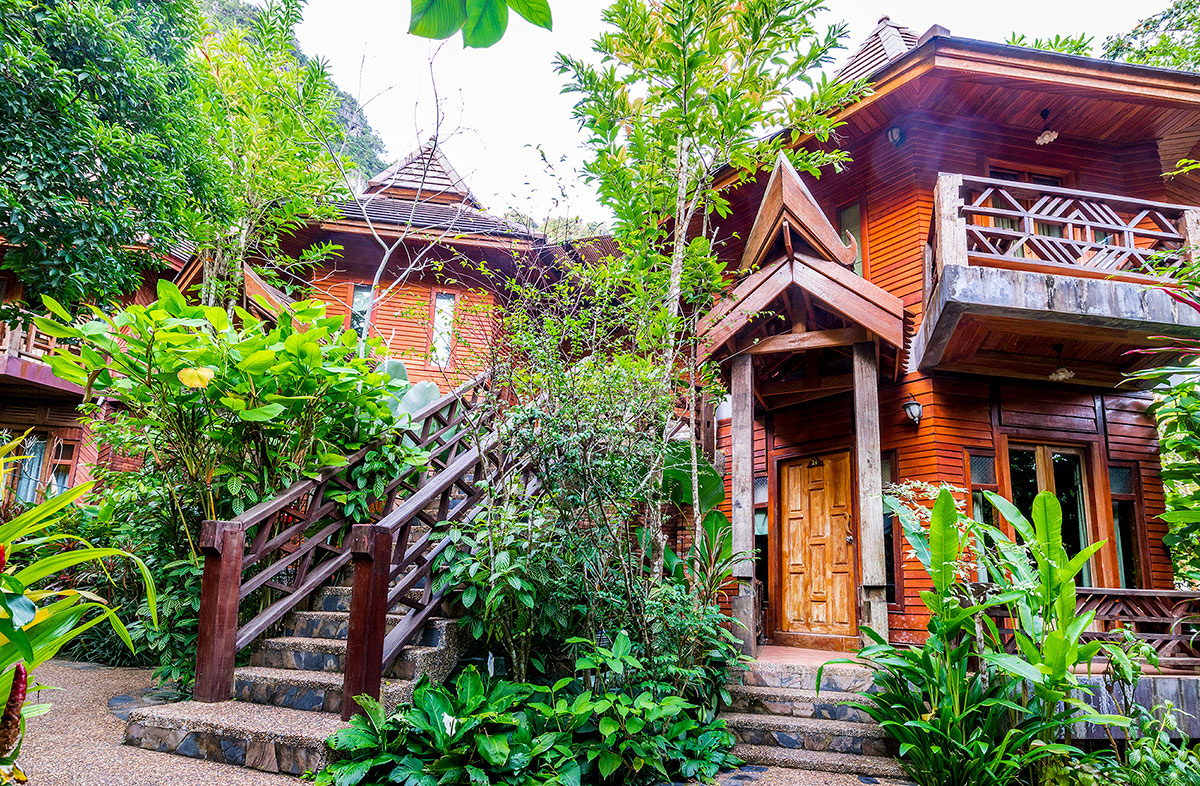 ภูผาอ่าวนางรีสอร์ทแอนด์สปา  ภูผา อ่าวนาง รีสอร์ท แอนด์ สปา Phu Pha Aonang Resort & Spa IMG 5776