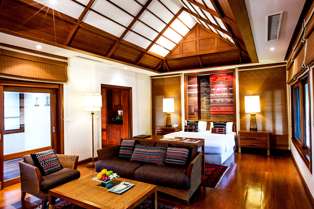 โอเอซิส บ้านแสนดอย สปา รีสอร์ท Oasis Baan Saen Doi Spa Resort  โอเอซิส บ้านแสนดอย สปารีสอร์ท Oasis Baan Saen Doi Spa Doi Suthep luxury suite