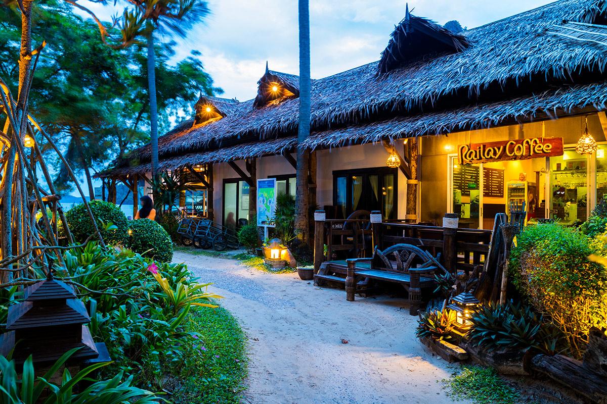 Krua Village Restaurant  ไร่เลย์ วิลเลจ รีสอร์ท แอนด์ สปา Railay Village Resort กระบี่ IMG 9202