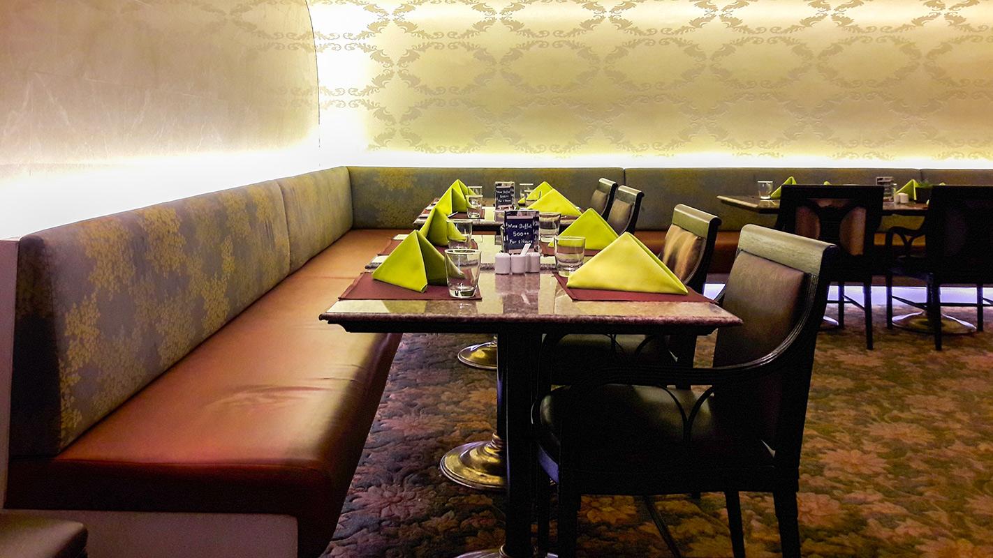 ห้องอาหาร เดอะพาวิลเลี่ยน The Pavillion โรงแรมดุสิตธานี  ห้องอาหาร เดอะพาวิลเลี่ยน The Pavillion โรงแรมดุสิตธานี 20161218 142507