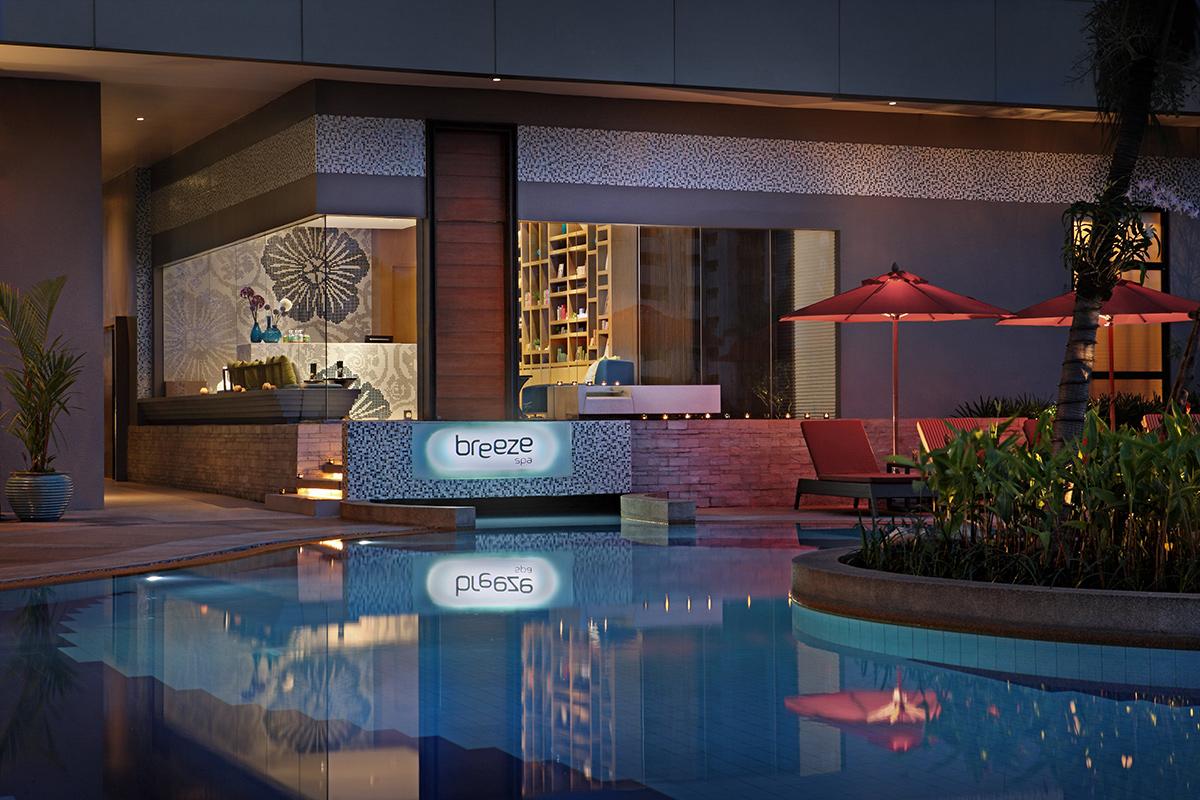 บรีซ สปา Breez Spa โรงแรม อมารี วอเตอร์เกท กรุงเทพ  บรีซ สปา Breeze Spa โรงแรม อมารี วอเตอร์เกท กรุงเทพ Amari Watergate Breeze Spa 1