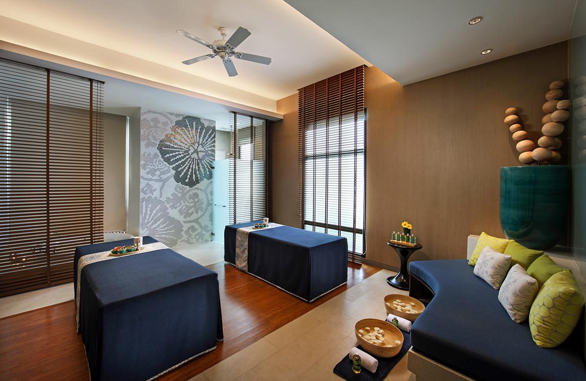 บรีซ สปา Breez Spa Amari Watergate Bangkok  บรีซ สปา Breeze Spa โรงแรม อมารี วอเตอร์เกท กรุงเทพ Amari Watergate Breeze Spa 4