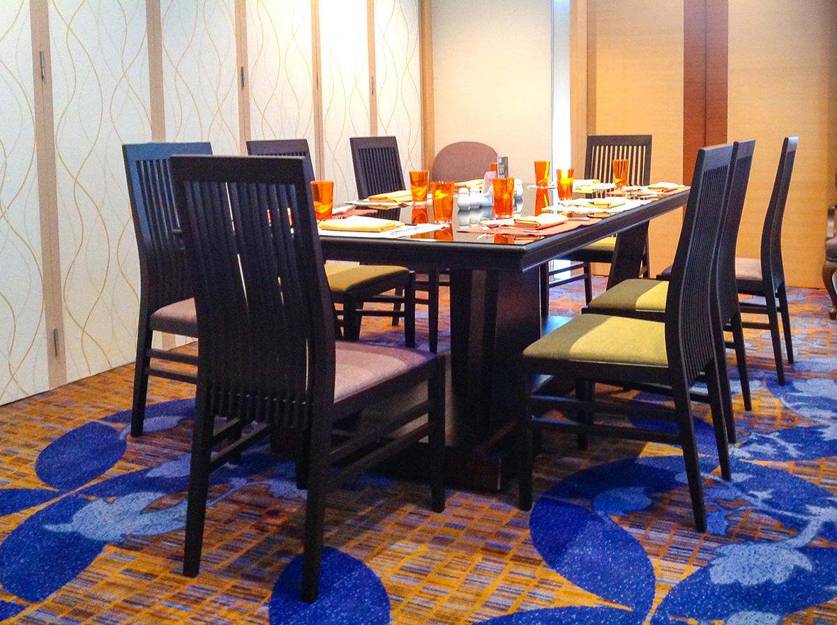 ห้องอาหารโมริ กริลล์ Mori Grill โรงแรมเจ้าพระยาปาร์ค รัชดา  ห้องอาหารโมริ กริลล Mori Grill โรงแรมเจ้าพระยาปาร์ค รัชดา IMG 3064