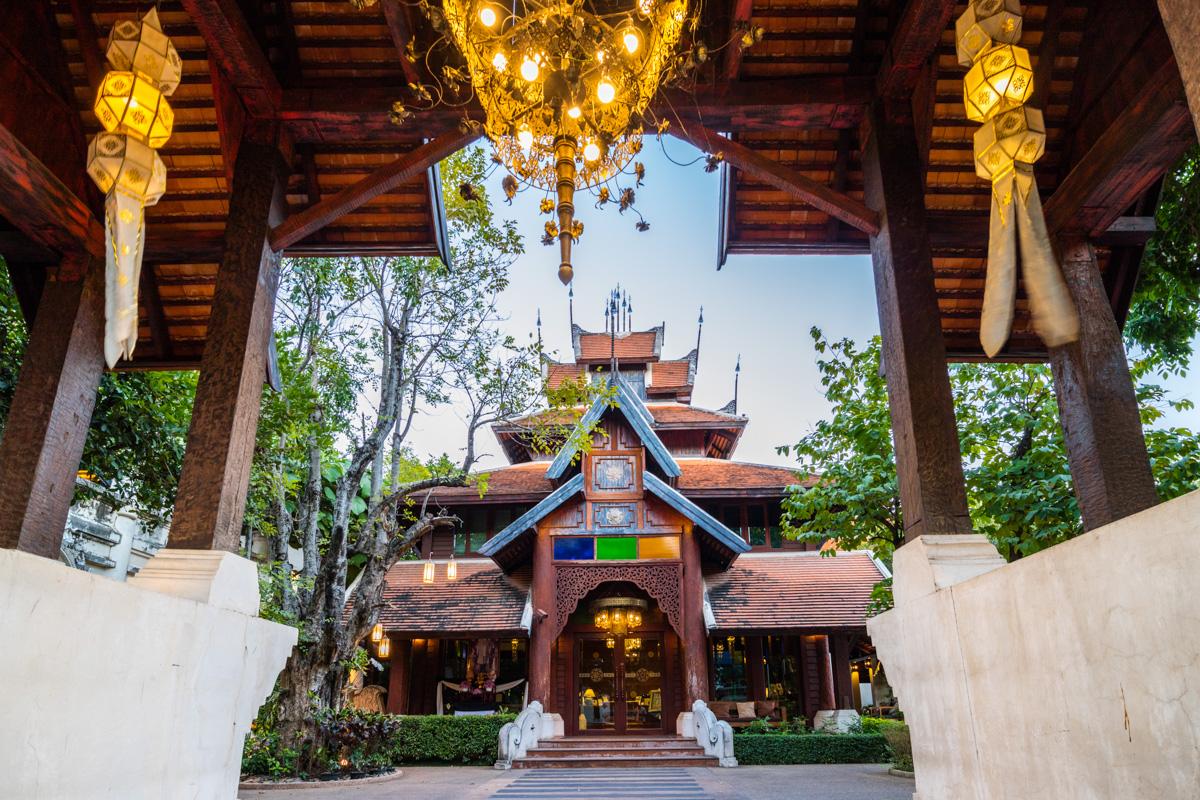 The Rim Resort Chiang Mai  The Rim Resort Chiangmai รีสอร์ทหรู สไตล์ล้านนา IMG 3120