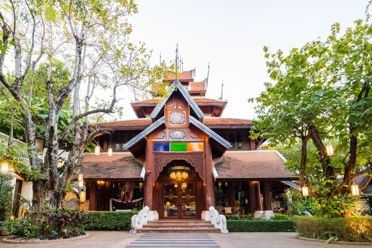 The Rim Resort Chiang Mai  The Rim Resort Chiangmai รีสอร์ทหรู สไตล์ล้านนา IMG 3121