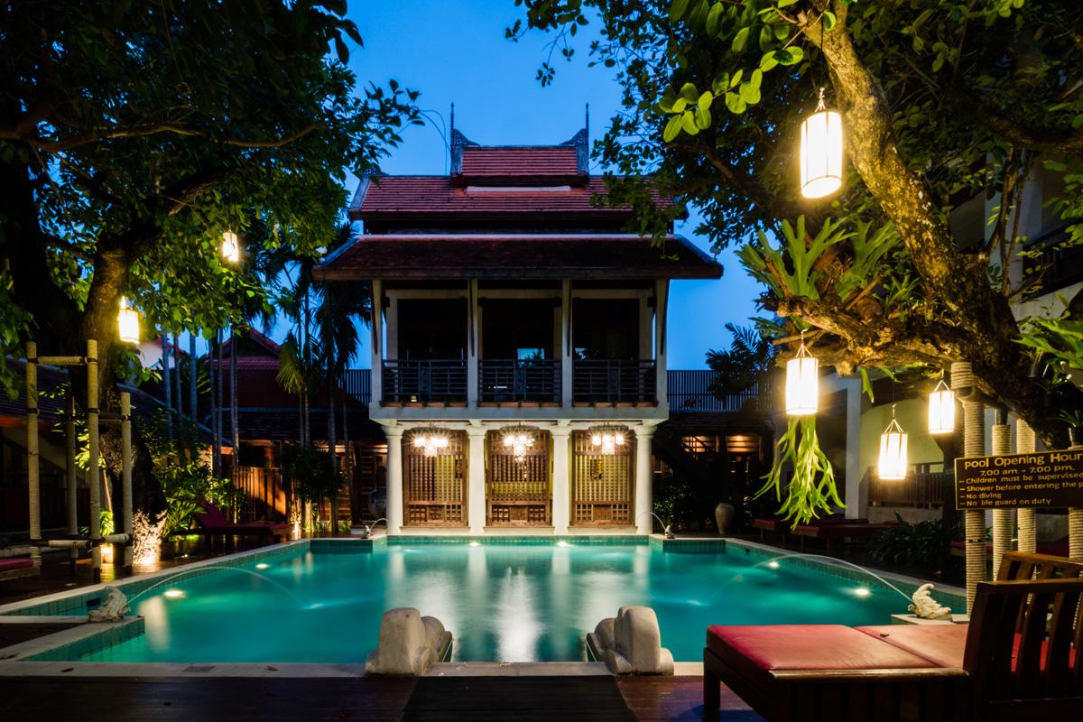 รีวิวโรงแรมเดอะริม เชียงใหม่  The Rim Resort Chiangmai รีสอร์ทหรู สไตล์ล้านนา IMG 3141