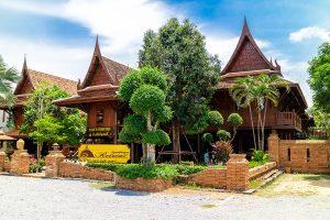 อยุธยา รีทรีต Ayutthaya Retreat  อยุธยา รีทรีต Ayutthaya Retreat โรงแรมทรงไทย ตามรอยละครดัง IMG 3585 300x200