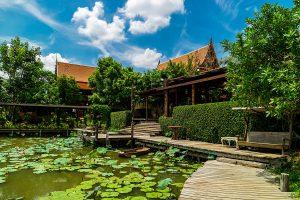 Ayutthaya Retreat  อยุธยา รีทรีต Ayutthaya Retreat โรงแรมทรงไทย ตามรอยละครดัง IMG 3619 300x200