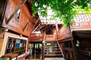 อยุธยา รีทรีต (Ayutthaya Retreat)  อยุธยา รีทรีต Ayutthaya Retreat โรงแรมทรงไทย ตามรอยละครดัง IMG 3623 300x200