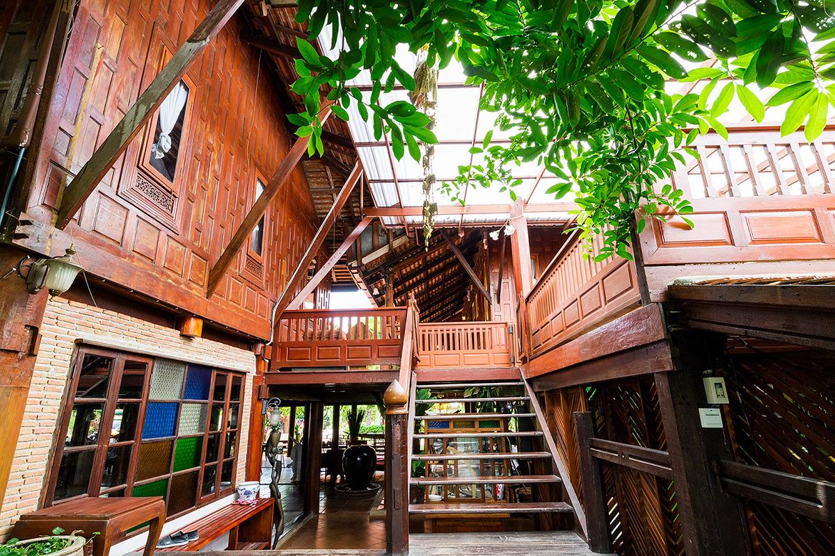 อยุธยา รีทรีต (Ayutthaya Retreat)  อยุธยา รีทรีต Ayutthaya Retreat โรงแรมทรงไทย ตามรอยละครดัง IMG 3623