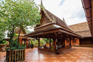 Ayutthaya Retreat  อยุธยา รีทรีต Ayutthaya Retreat โรงแรมทรงไทย ตามรอยละครดัง IMG 3627 300x200