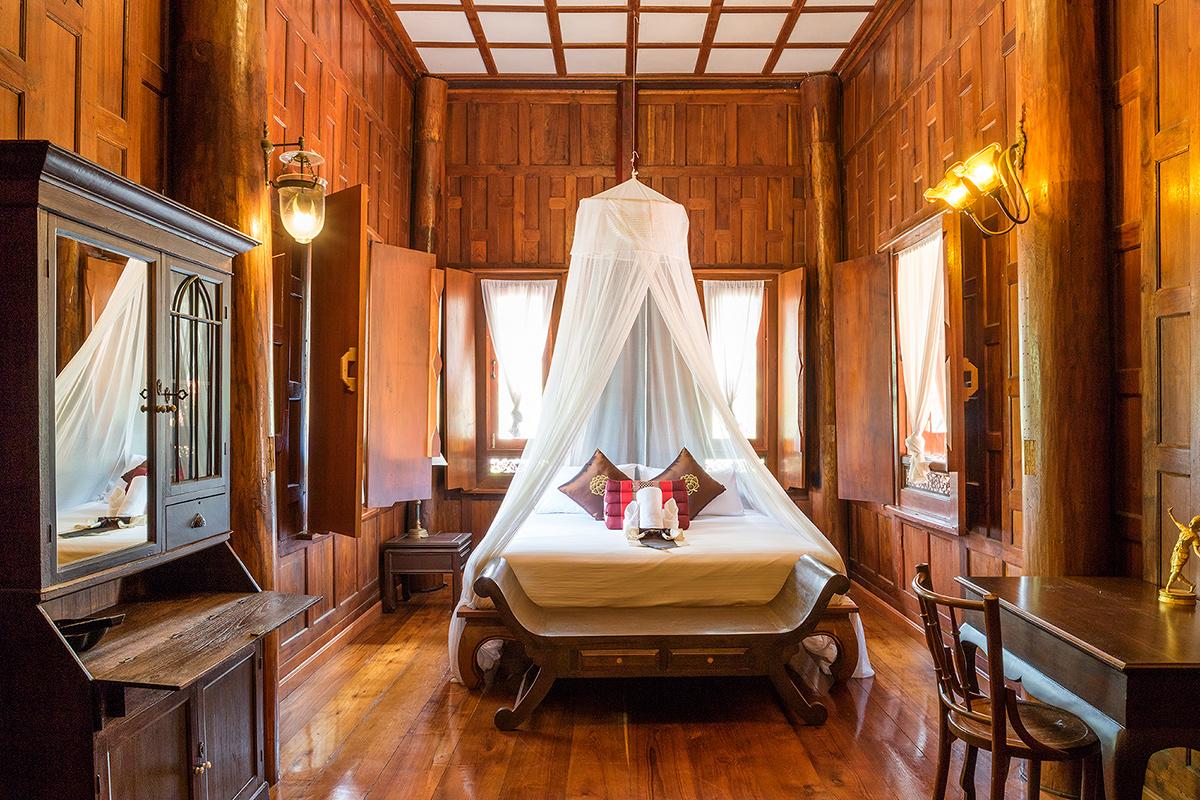 อยุธยา รีทรีต Ayutthaya Retreat  อยุธยา รีทรีต Ayutthaya Retreat โรงแรมทรงไทย ตามรอยละครดัง IMG 3650