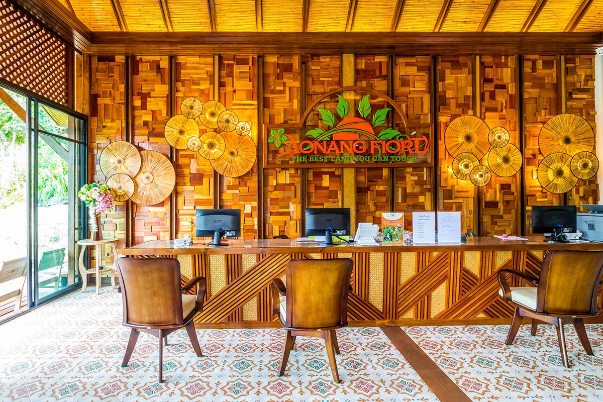 เล่น ZIP LINE นอนพักกายที่อ่าวนาง ฟีโอเร่  อ่าวนาง ฟีโอเร่ รีสอร์ท Aonang Fiore Resort Krabi IMG 7382