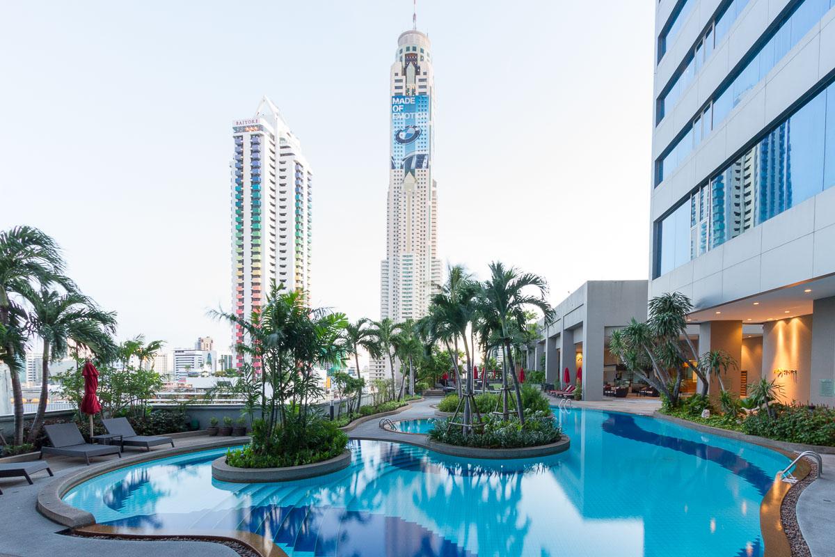 อมารี วอเตอร์เกท ประตูน้ำ AMARI WATERGATE HOTEL BANGKOK  อมารี วอเตอร์เกท ประตูน้ำ Amari Watergate Hotel Bangkok IMG 8114