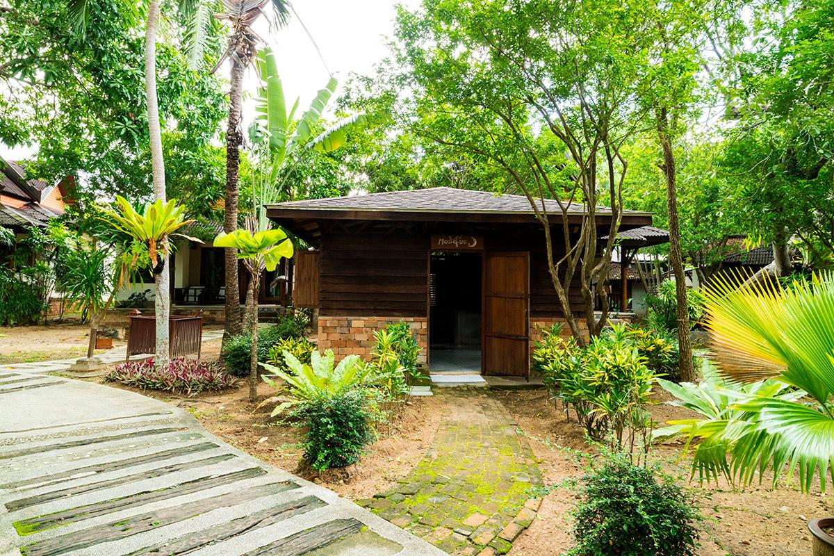 รีวิวโรงแรม - ซันไรท์ ทรอปิคอล รีสอร์ท (Sunrise Tropical Resort) กระบี่  ซันไรซ์ ทรอปิคอล รีสอร์ท ไร่เลย์ Sunrise Tropical Resort IMG 8505