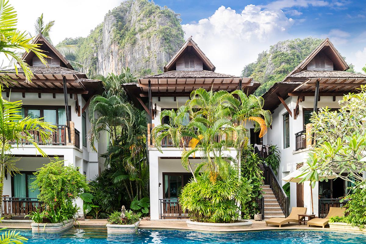 ไร่เลย์ วิลเลจ รีสอร์ท แอนด์ สปา Railay Village Resort & Spa  ไร่เลย์ วิลเลจ รีสอร์ท แอนด์ สปา Railay Village Resort กระบี่ IMG 9139