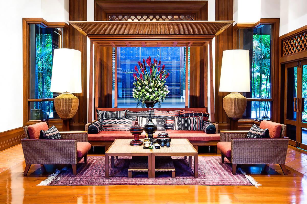 โอเอซิสบ้านแสนดอยสปารีสอร์ท เชียงใหม่  โอเอซิส บ้านแสนดอย สปารีสอร์ท Oasis Baan Saen Doi Spa Oasis Spa Resort Lobby