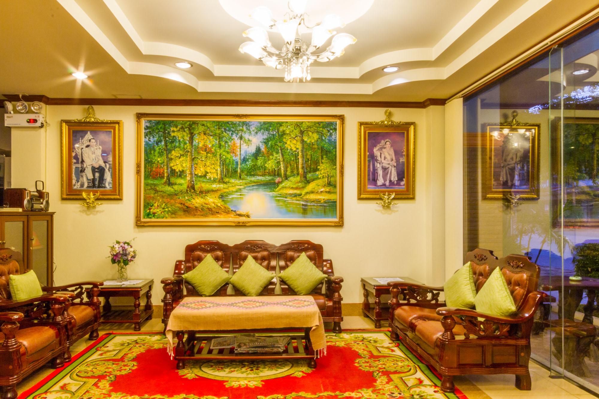 โรงแรมกระบี่เพชรไพลิน เมืองกระบี่  โรงแรมกระบี่เพชรไพลิน โฮเทล (Krabi Phetpailin Hotel) Halal IMG 0016