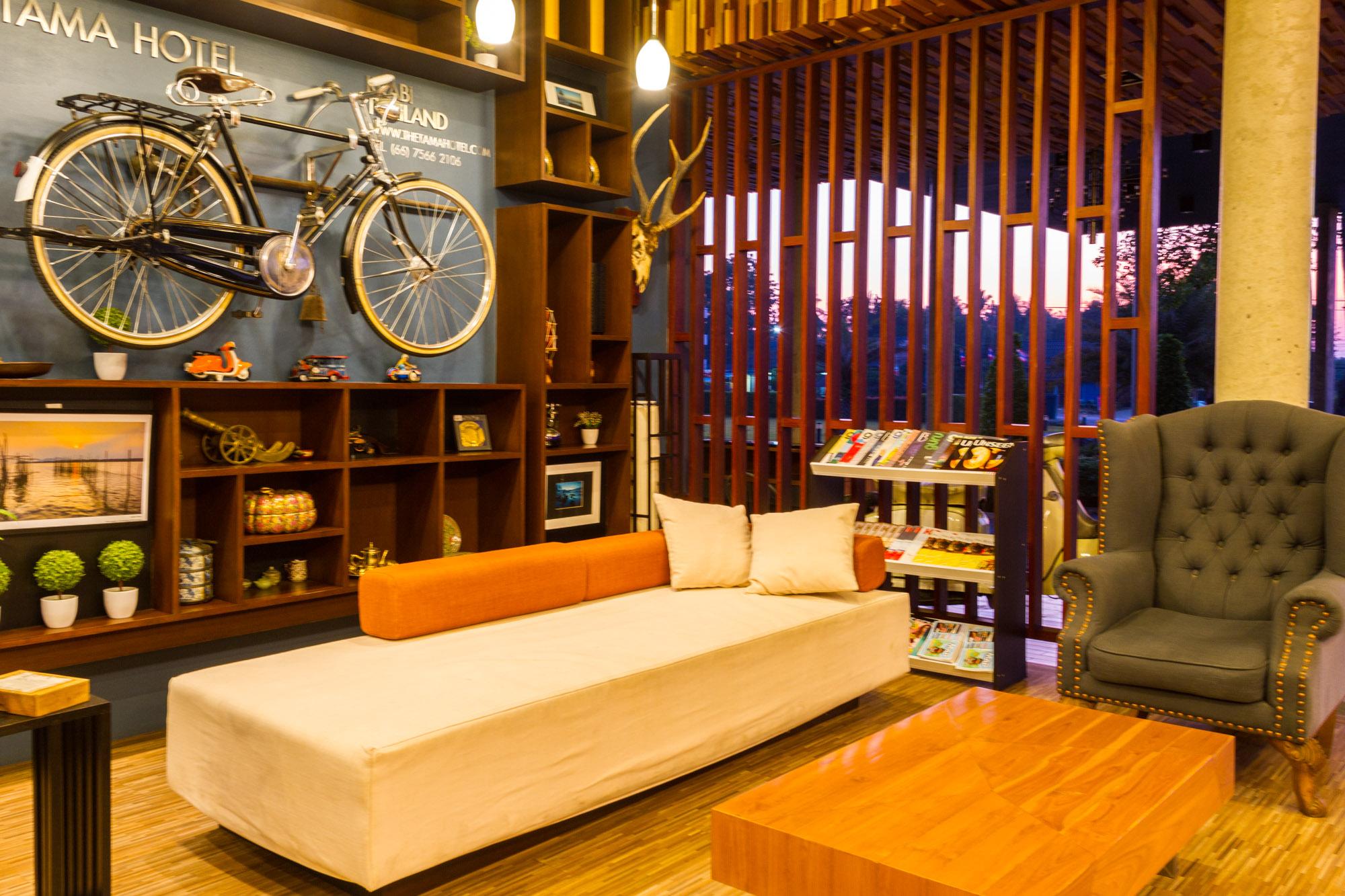 The Tama Hotel Krabi เดอะ ตะมะ โฮเทล  Tama Hotel Krabi เดอะ ตะมะ โฮเทล อ่าวน้ำเมา กระบี่ IMG 0022 1