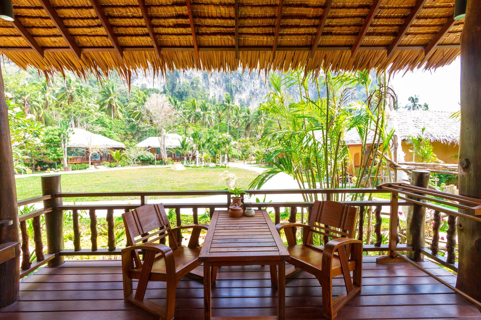Ban Sainai Resort บ้านใสในรีสอร์ท  บ้านใสใน รีสอร์ท Ban Sainai Resort อ่าวนาง กระบี่ IMG 0111