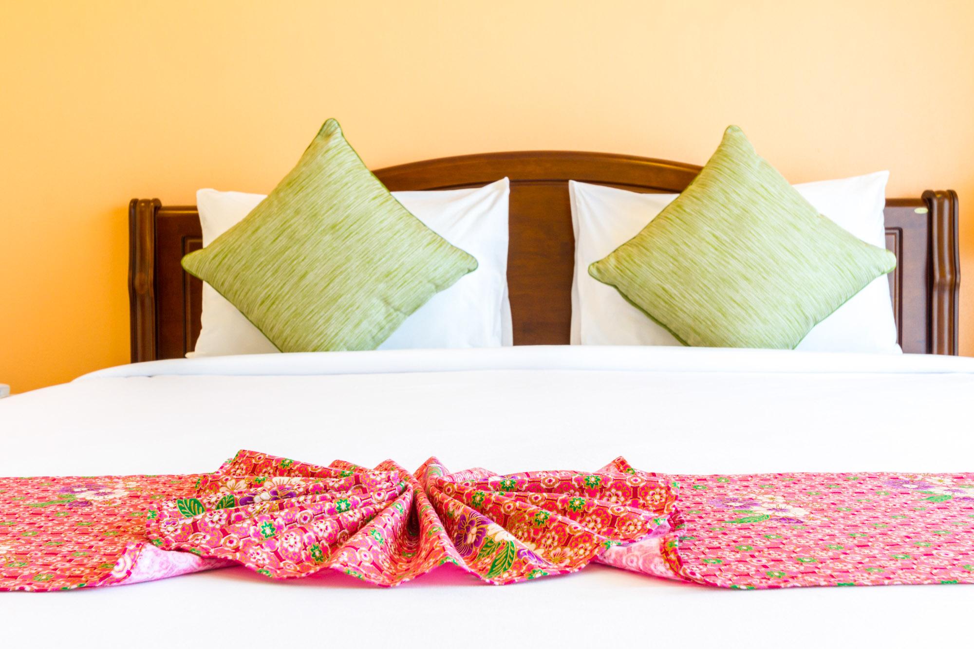 โรงแรมกระบี่เพชรไพลิน เมืองกระบี่  โรงแรมกระบี่เพชรไพลิน โฮเทล (Krabi Phetpailin Hotel) Halal IMG 0173