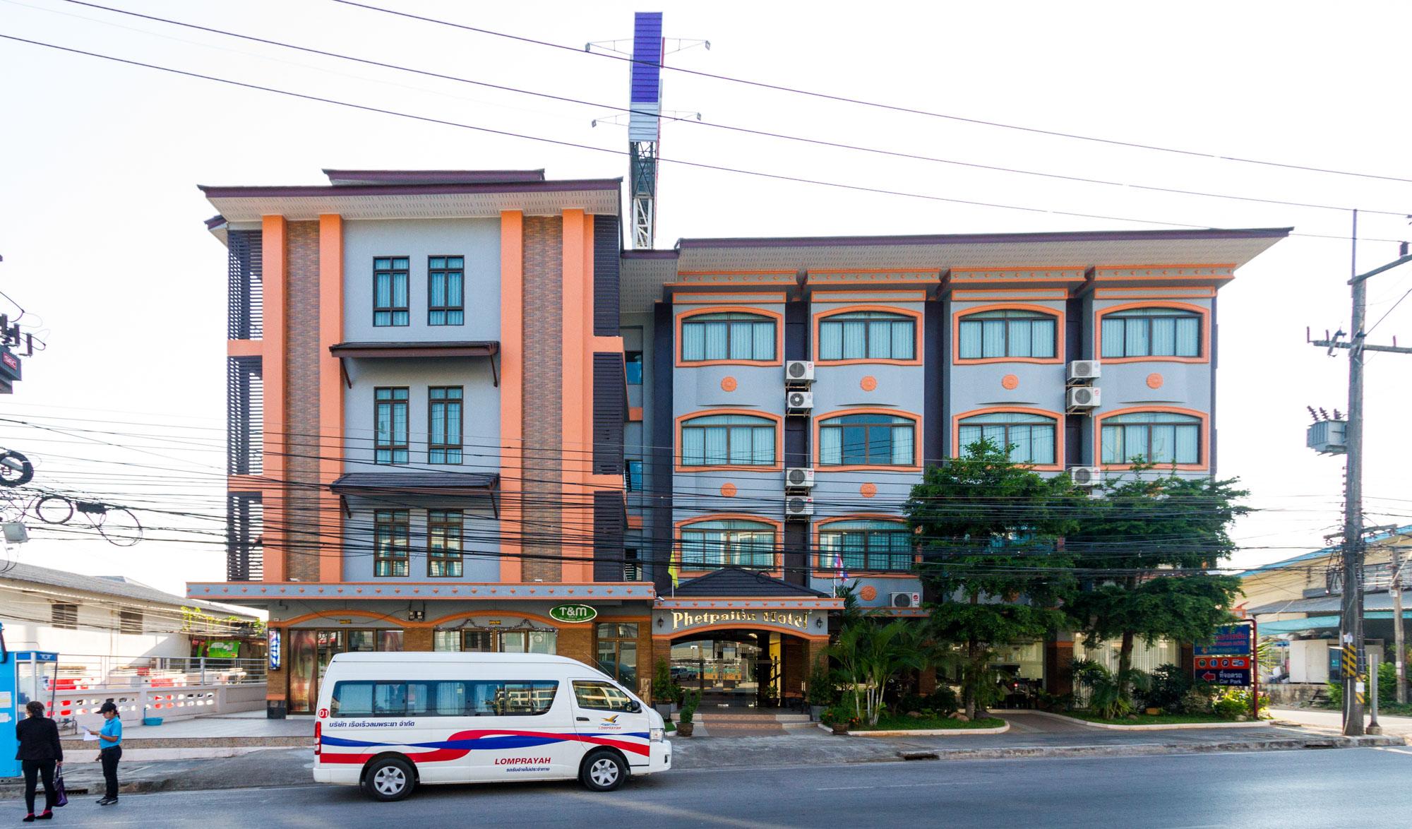 Krabi Phetpailin Hotel Halal in Krabi  โรงแรมกระบี่เพชรไพลิน โฮเทล (Krabi Phetpailin Hotel) Halal IMG 0211