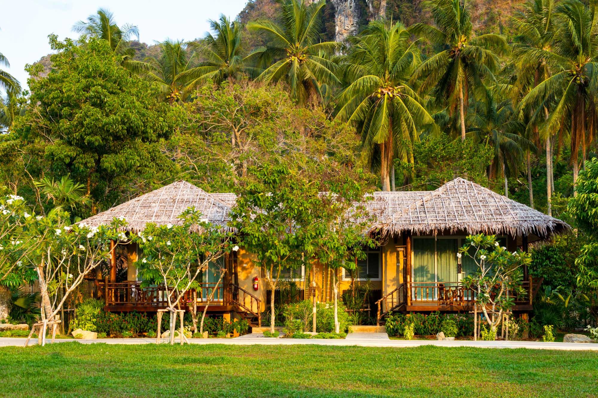 Halal Review Ban Sainai Resort and Spa Krabi  บ้านใสใน รีสอร์ท Ban Sainai Resort อ่าวนาง กระบี่ IMG 0220