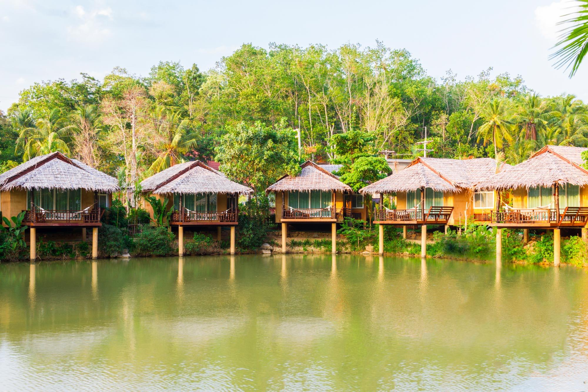Halal Review Ban Sainai Resort and Spa Krabi  บ้านใสใน รีสอร์ท Ban Sainai Resort อ่าวนาง กระบี่ IMG 0223