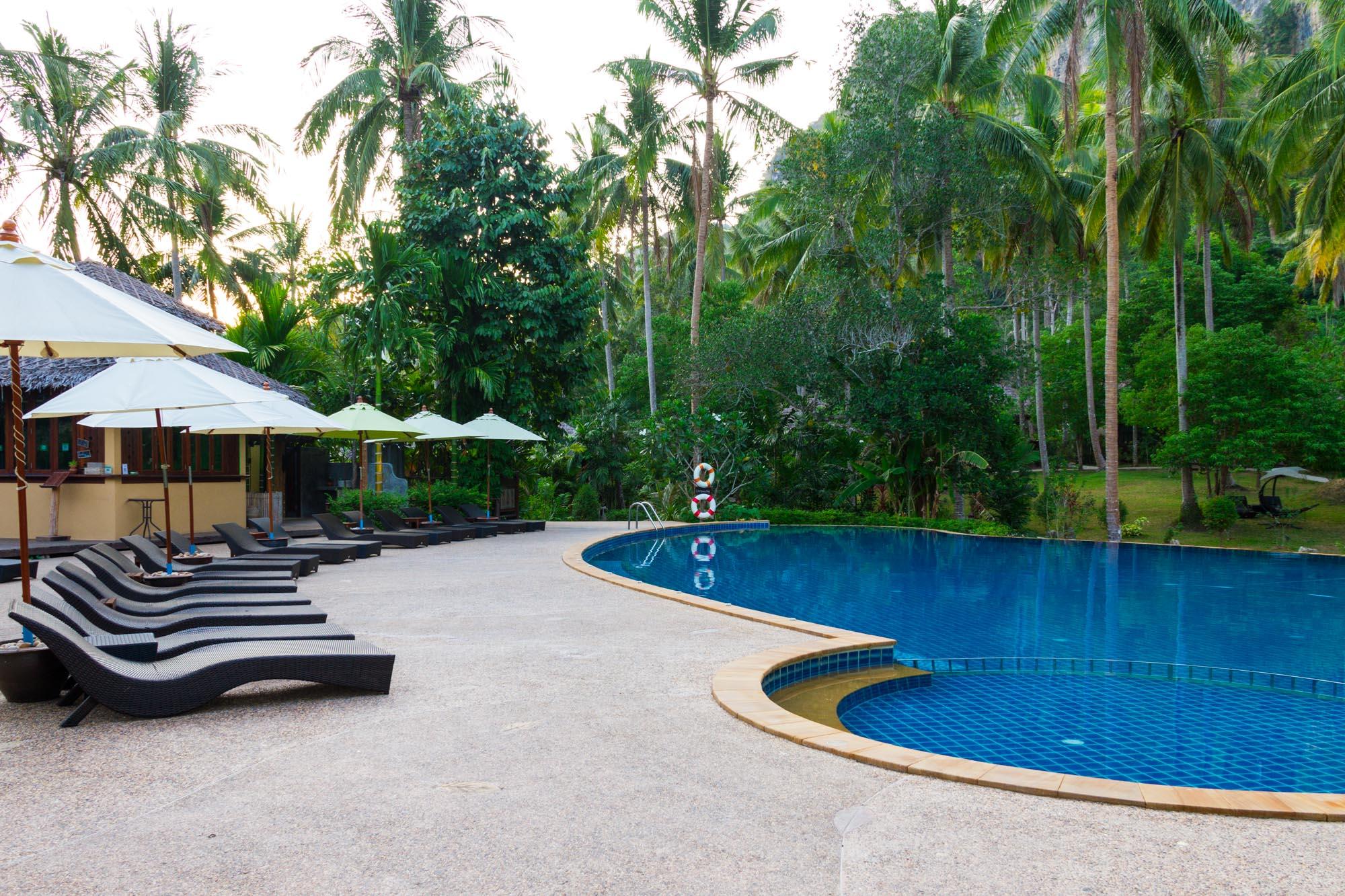 Ban Sainai Resort, Ao Nang Beach  บ้านใสใน รีสอร์ท Ban Sainai Resort อ่าวนาง กระบี่ IMG 0298