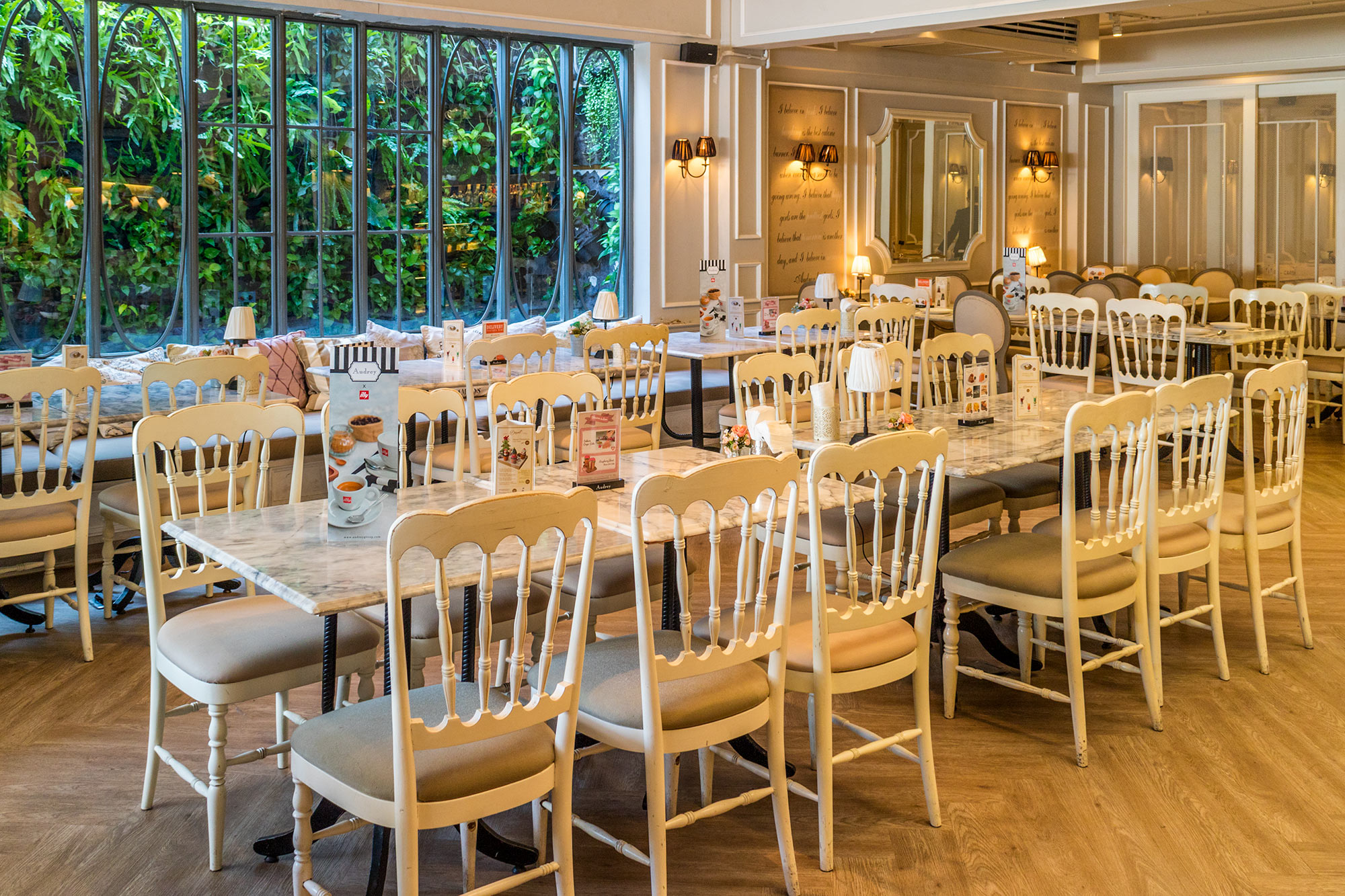 Audrey Cafe & Bistro ออเดรย์ คาเฟ่ แอนด์ บิสโทร ทองหล่อ  Audrey Cafe & Bistro ออเดรย์ คาเฟ่ แอนด์ บิสโทร ทองหล่อ IMG 0477