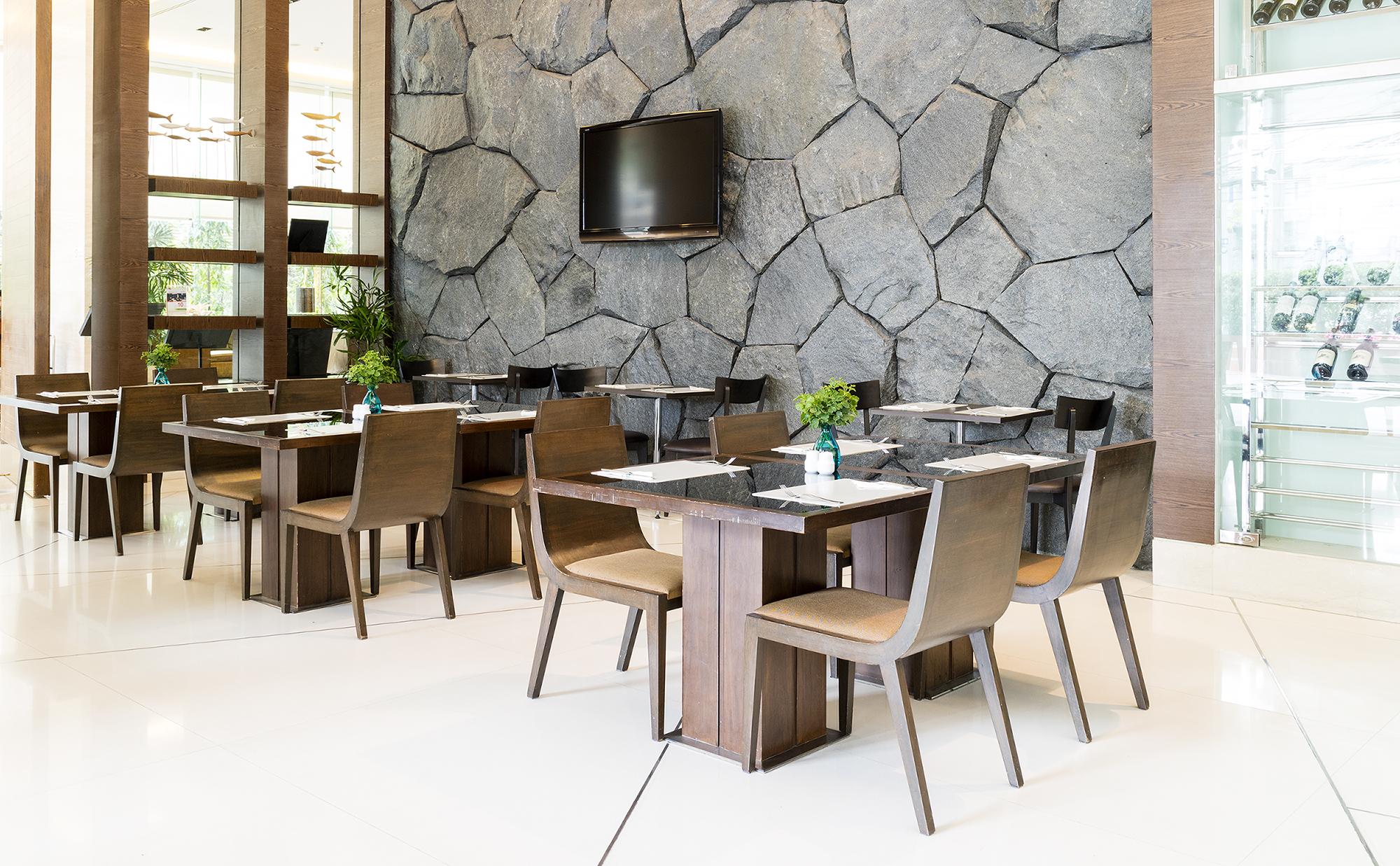ผัดไทยกุ้งแม่น้ำ ห้องอาหาร Jasmine Station โรงแรมจัสมิน รีสอร์ท   ห้องอาหาร Jasmine Station โรงแรมจัสมิน รีสอร์ท พระโขนง IMG 1011