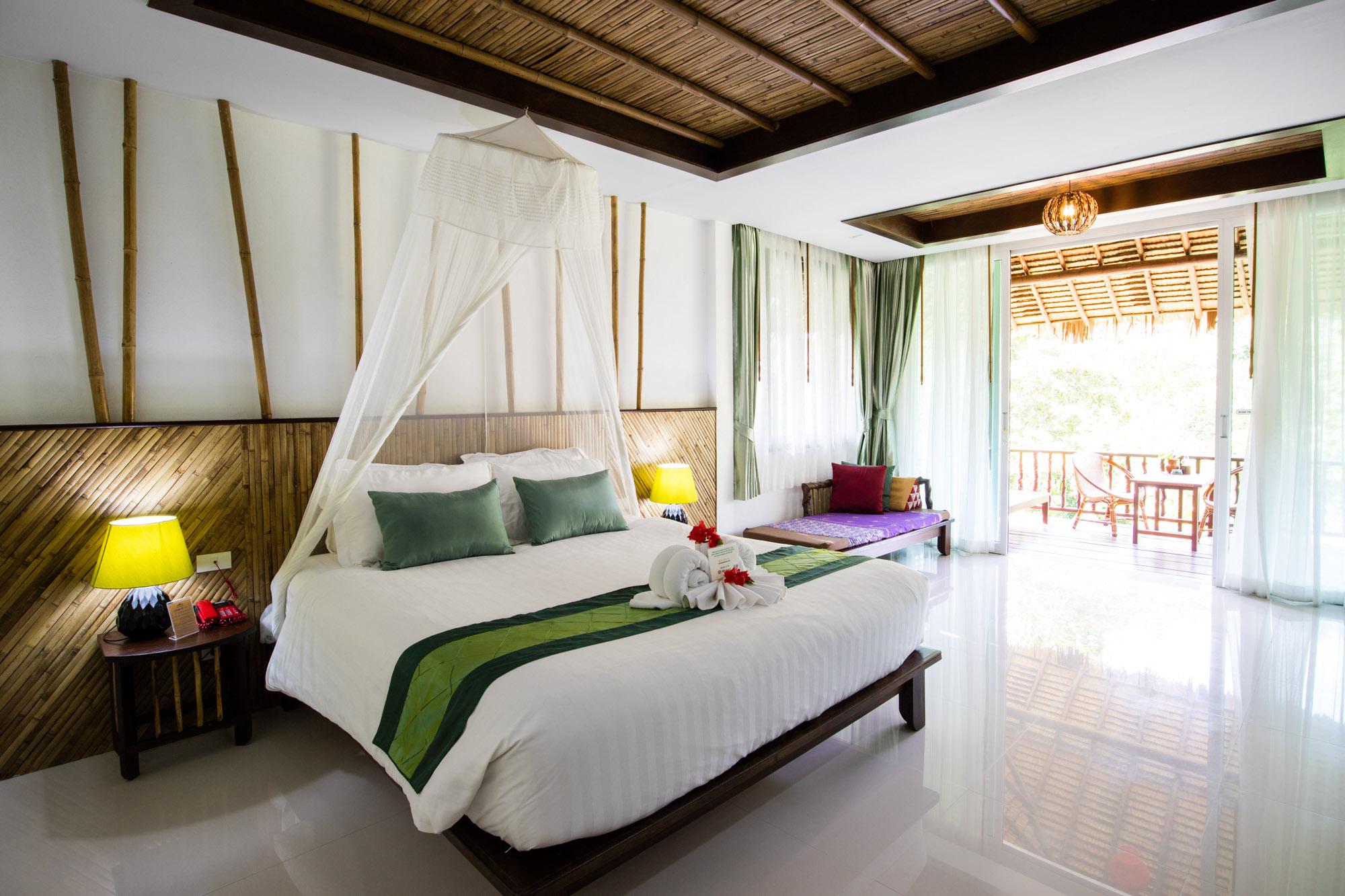 รีวิวโรงแรมมุสลิม บ้านใสใน รีสอร์ท ฮาลาล อ่าวนาง กระบี่  บ้านใสใน รีสอร์ท Ban Sainai Resort อ่าวนาง กระบี่ IMG 2028