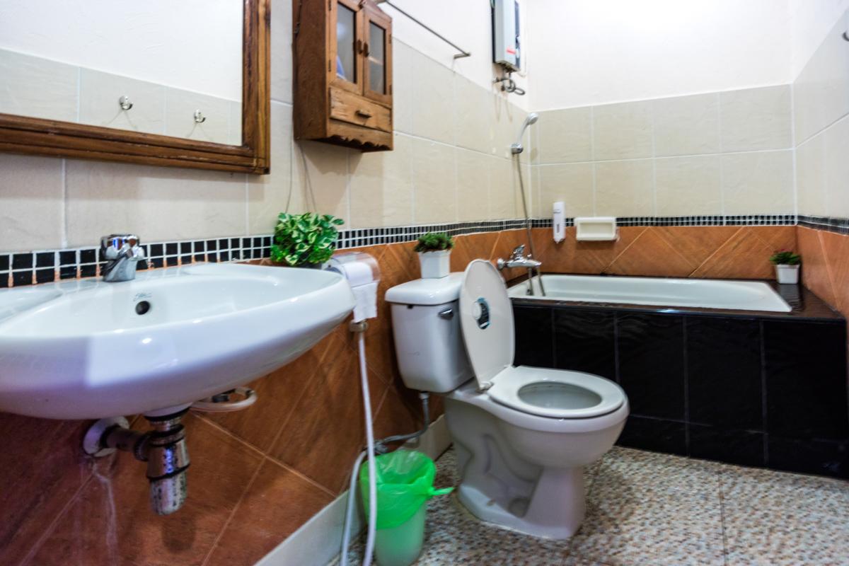 รีวิวโรงแรมช้างม่อย บูทีค เชียงใหม่  Changmoi House Boutique ช้างม่อย เฮ้าส์ เชียงใหม่ สวยน่าพัก IMG 3435