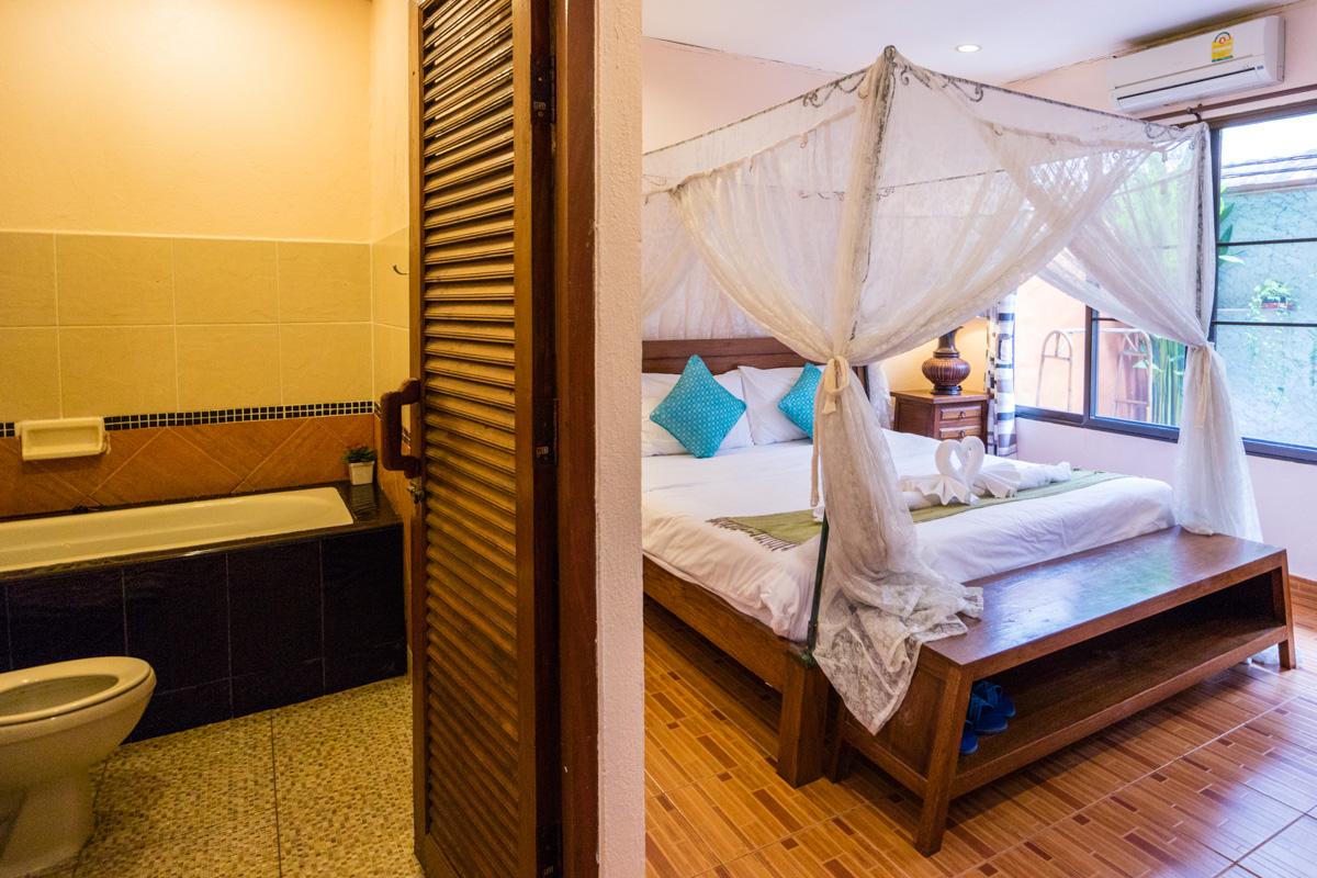 โรงแรมมุสลิมเชียงใหม่ รีวิวโรงแรมช้างม่อย บูทีค เชียงใหม่  Changmoi House Boutique ช้างม่อย เฮ้าส์ เชียงใหม่ สวยน่าพัก IMG 3438