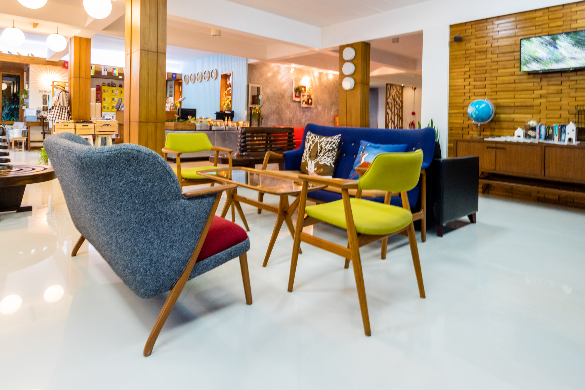 โรงแรมเจทู แม่สอด รีวิวโรงแรม  J2 HOTEL MAESOT สวยงาม โดดเด่นมีเอกลักษณ์ IMG 3692