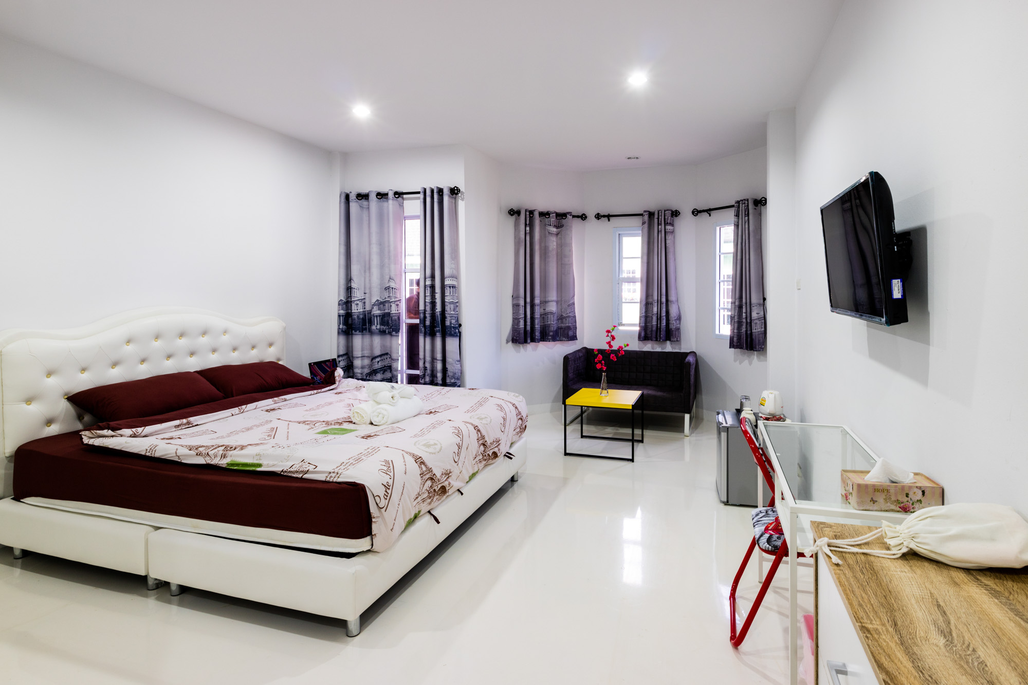 ณ บ้านแม่ รีสอร์ท ลำปาง  ณ บ้านแม่ รีสอร์ท Nabaanmae resort ลำปาง งามสไตล์ยุโรป IMG 3778
