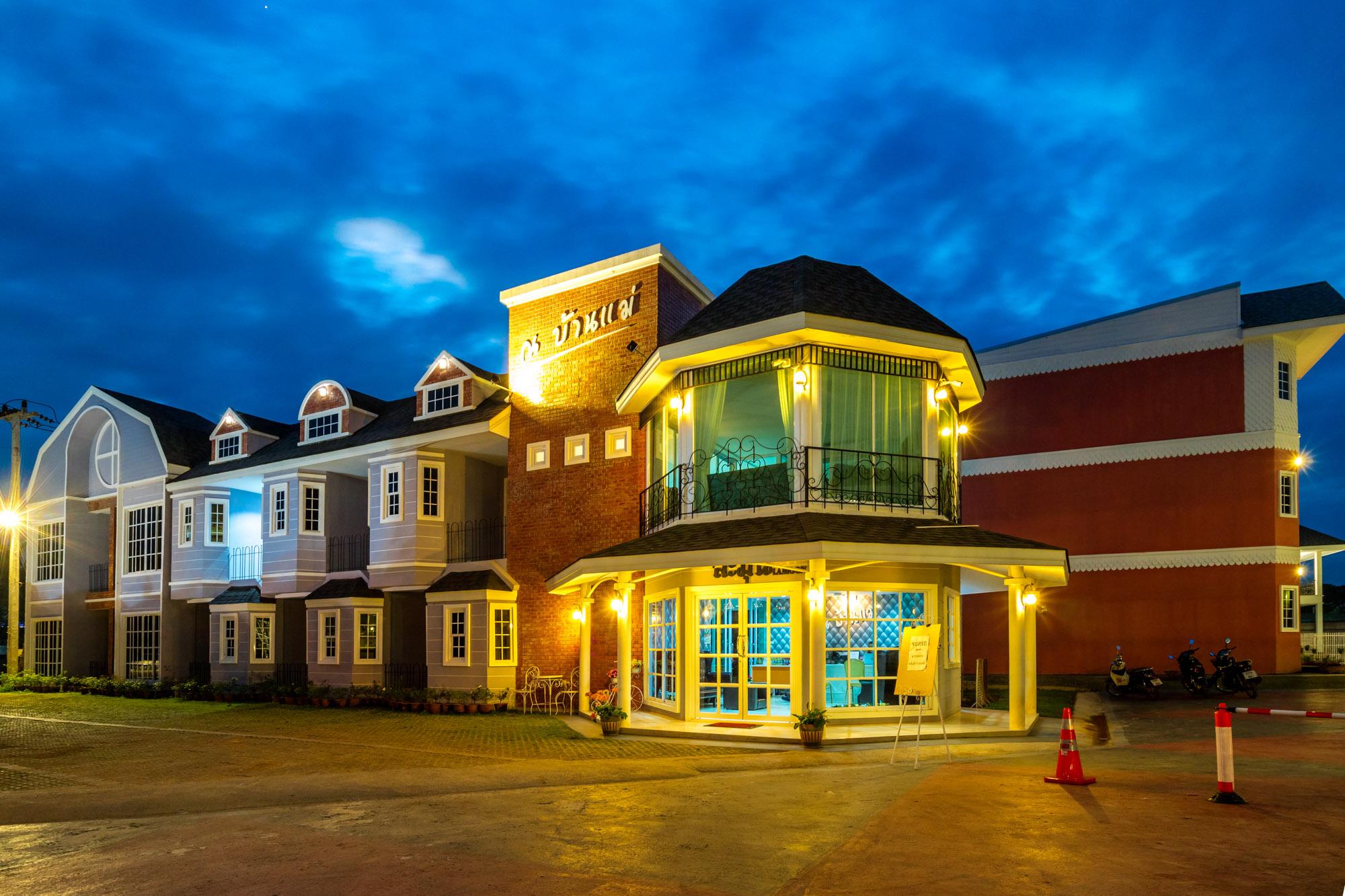 ณ บ้านแม่ รีสอร์ท ลำปาง Na Baan Mae Resort  ณ บ้านแม่ รีสอร์ท Nabaanmae resort ลำปาง งามสไตล์ยุโรป IMG 3880