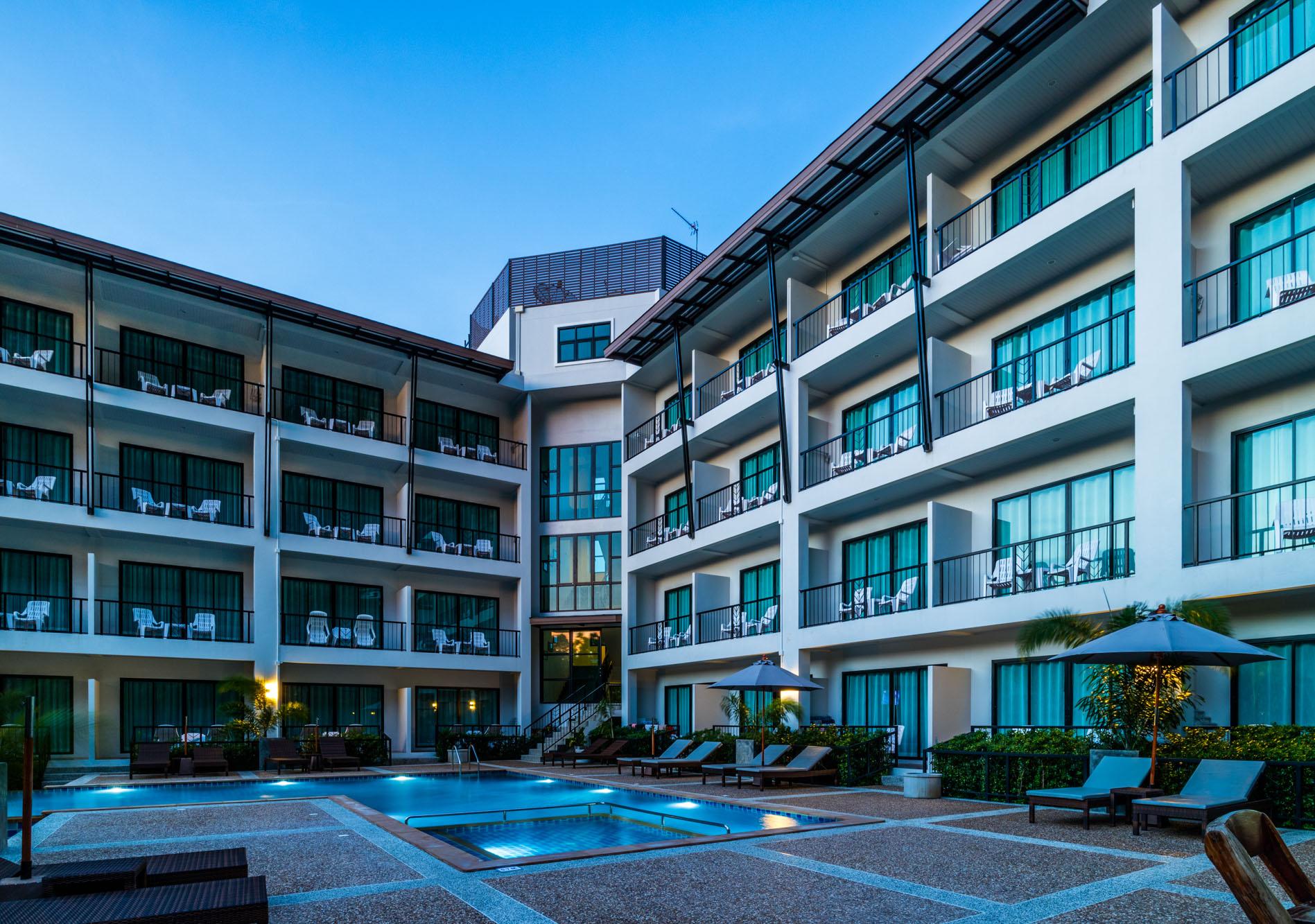 อันดามัน เพิร์ล รีสอร์ต (Andaman Pearl Resort)  อันดามันเพิร์ล รีสอร์ท Andaman Pearl Resort Aonang IMG 4975
