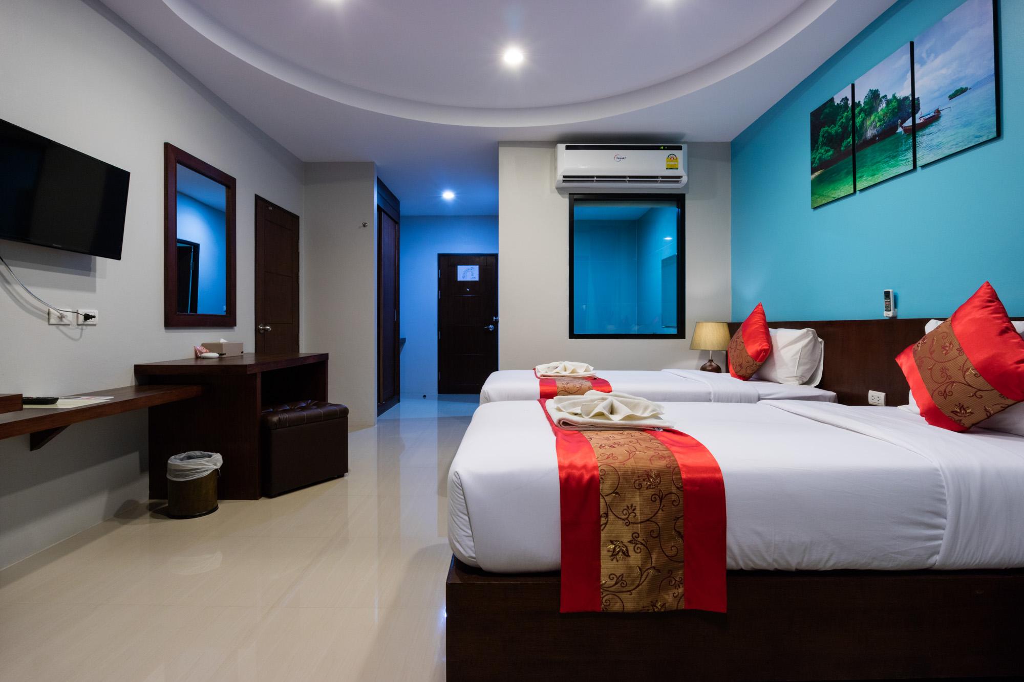 Andaman Pearl Resort อันดามัน เพิร์ล รีสอร์ต ฮาลาล  อันดามันเพิร์ล รีสอร์ท Andaman Pearl Resort Aonang IMG 4996
