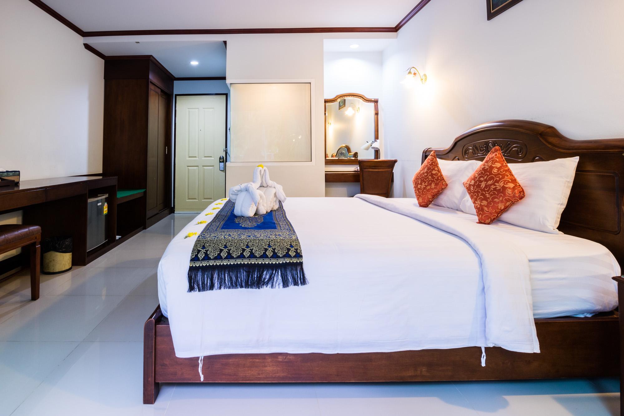 รีวิวโรงแรมมุสลิม อ่าวนาง ซิลเวอร์ ออคิด รีสอร์ท โรงแรมฮาลาล กระบี่  Aonang Silver Orchid Resort  อ่าวนาง ซิลเวอร์ ออคิด รีสอร์ท IMG 6139
