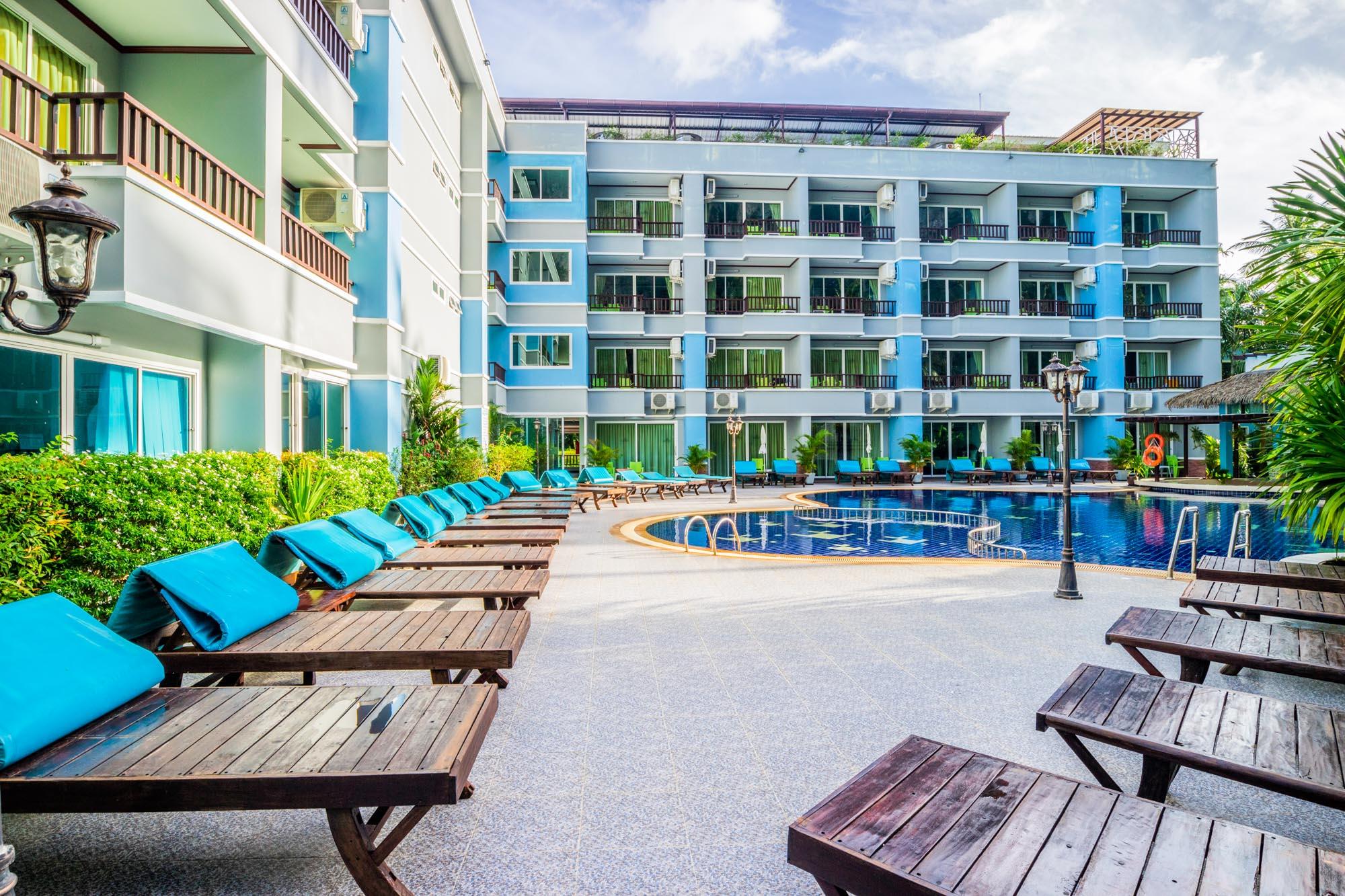 Halal Resort in Krabi รีวิวโรงแรมมุสลิม อ่าวนาง ซิลเวอร์ ออคิด รีสอร์ท โรงแรมฮาลาล กระบี่  Aonang Silver Orchid Resort  อ่าวนาง ซิลเวอร์ ออคิด รีสอร์ท IMG 6652