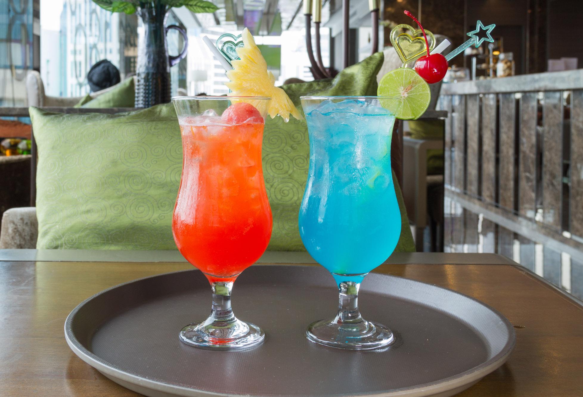 Tropic Mania Grand Swiss Hotel Sukhumvit 11  180 Sky Lounge โรงแรมแกรนด์สวิส สุขุมวิท 11 IMG 7706